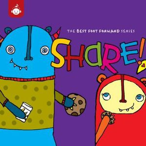 Share - the Best Foot Forward Children's /  Various