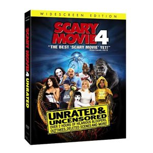 Scary Movie 4 (Unrated)