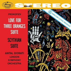 Love for Three Oranges Suite