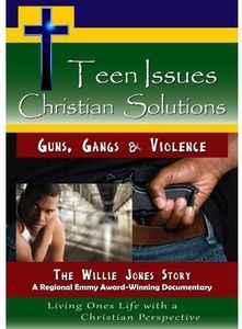 Guns Gangs & Violence-The Willie Jones Story