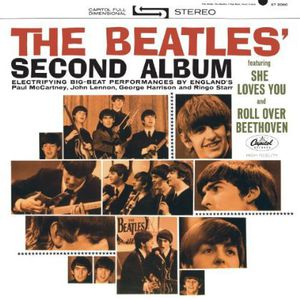 Beatles Second Album
