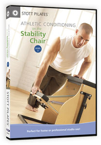 Athletic Conditioning on the Stability Chair