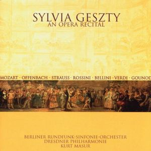 An Opera Recital with Sylvia Geszty
