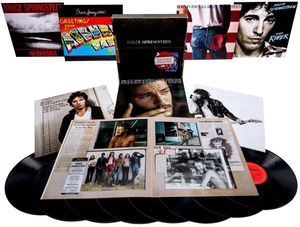 Bruce Springsteen: Album Collection Vol 1 1973-84