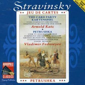 Stravinsky: Card Party /  Petroushka