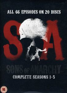 Sons of Anarchy-Seasons 1-5
