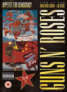Appetite for Democracy 3D: Live at the Hard Rock