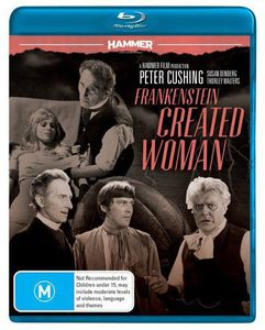 Hammer Horror-Frankenstein Created Woman [Import]