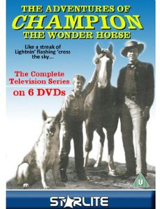 Adventures of Champion the Wonder Horse-Complete