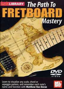 Path to Fretboard Mastery for Guitar