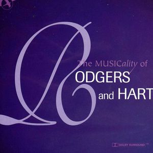 Musicality of Rodgers & Hart /  Various