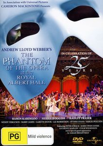 Phantom of the Opera 25th Anniversary Concert