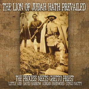 Lion of Judah Hath Prevailed