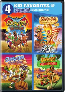 4 Kids Favorites: Scooby Doo