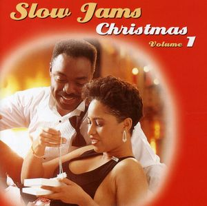 Slow Jams Christmas 1 /  Various