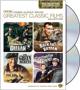 TCM Greatest Classic Films Collection: War Collection -Battlefront Asia
