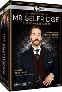 Mr. Selfridge: The Complete Series (Masterpiece Classic)