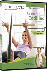 Stott Pilates: Essential Cadillac 2nd Edition