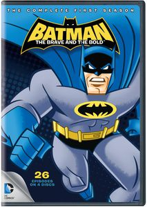 Batman: Brave & the Bold - The Complete First Season