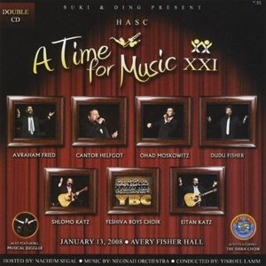 Hasc-A Time for Music 21 /  Various