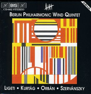 Hungarian Music for Winds /  Various