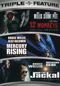 12 Monkeys & Mercury Rising & Jackal