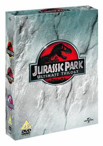 Jurassic Park Trilogy (With Uv)