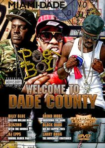 Welcome to Dade County /  Various