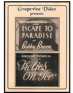Escape to Paradise (1939)/ Everything's on Ice
