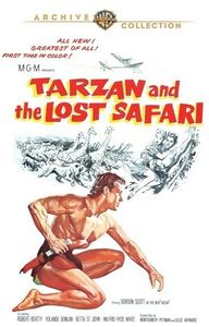Tarzan & the Lost Safari