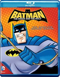 Batman: The Brave & the Bold - the Complete Second