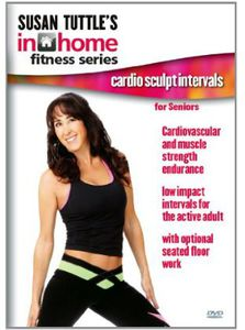 Susan Tuttle's in Home Fitness: Cardio Sculpt