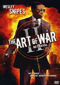 Art of War 2-Betrayal