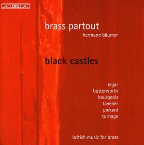 Black Castles: British Music for Brass