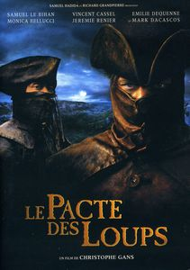 Pacte Des Loups: Brotherhood of the Wolf [Import]