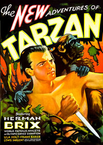New Adventures Tarzan