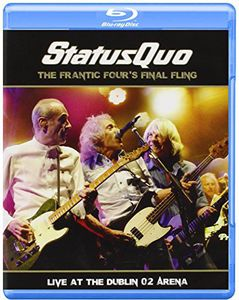 Status Quo the Frantic Four Final Fling [Import]