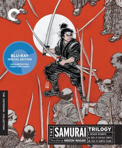 Samurai Trilogy (Criterion Collection)