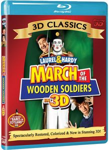 March of the Wooden Soldiers (In 3D)