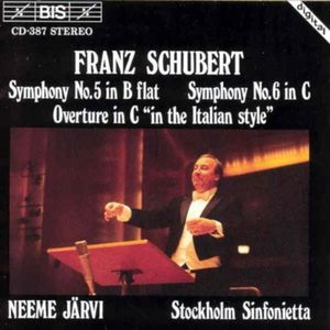 Symphonies 5 & 6 /  Overture in Italian Style