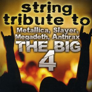 String Tribute to the Big 4 /  Various