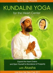 Kundalini Yoga for the Heart Center