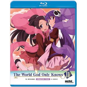 World God Only Knows: Season 2