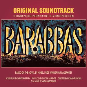 Barabbas (Original Soundtrack) [Import]