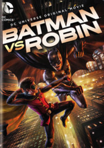 Batman Vs. Robin MFV