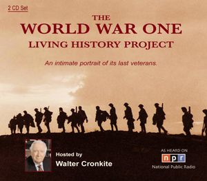 World War One Living History Project