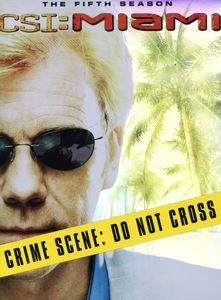 CSI Miami: The Complete Fifth Season