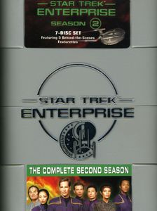 Star Trek - Enterprise: The Complete Second Season