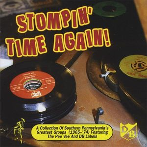Stompin Time Again /  Various