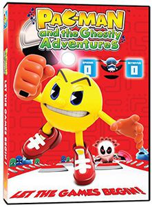 Pac-Man & Ghostly Adventures - Let the Games Begin